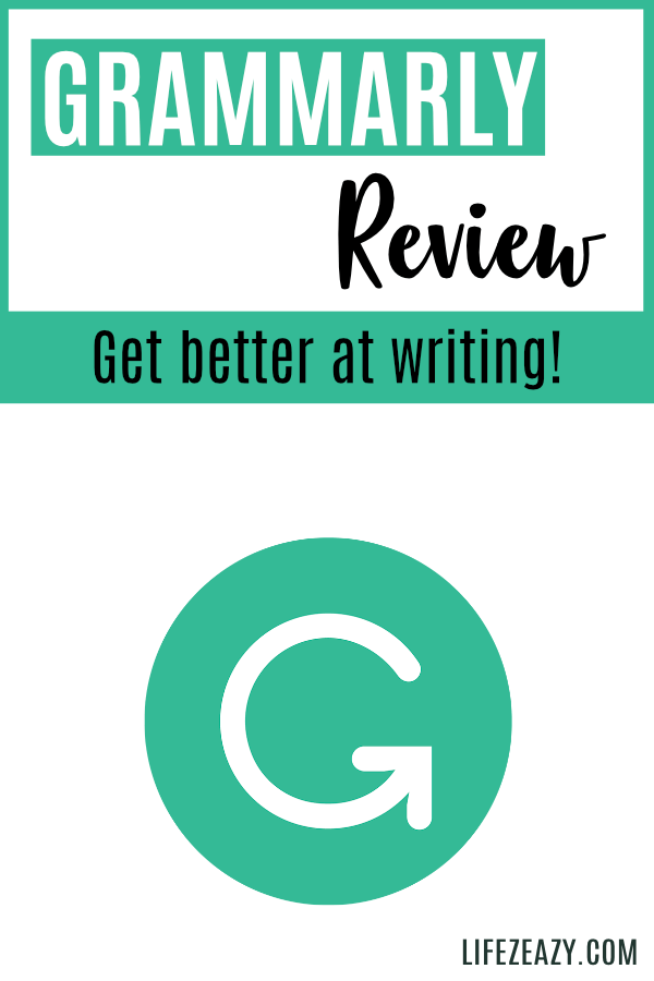 Grammarly Review Pin