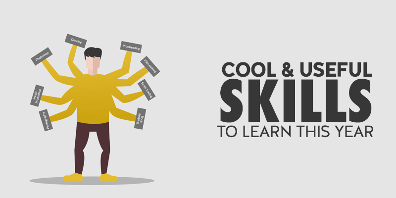 Cool & Useful skills to learn
