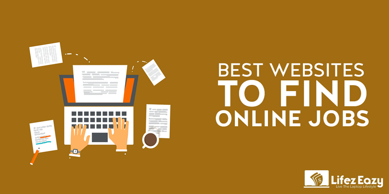Best websites to find online jobs