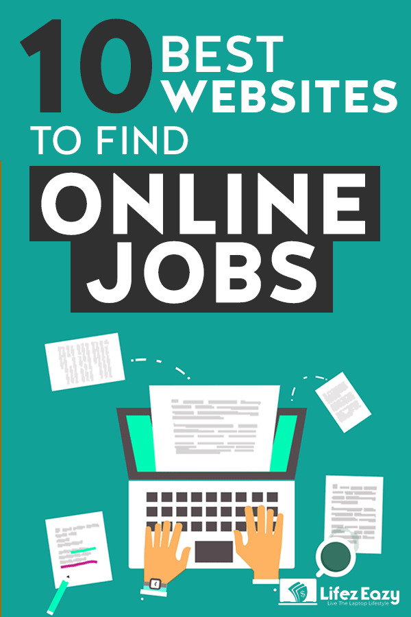 Websites to find online jobs