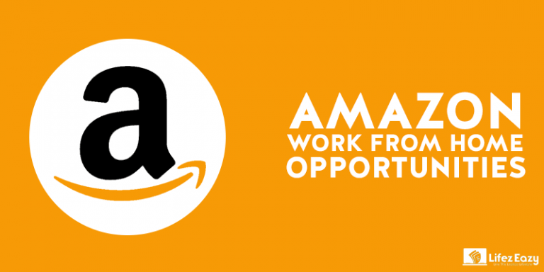 Amazon Work From Home Jobs Cover