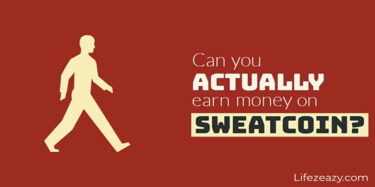 Can you actually earn money from Sweatcoin cover