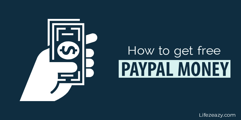 How to get free PayPal money