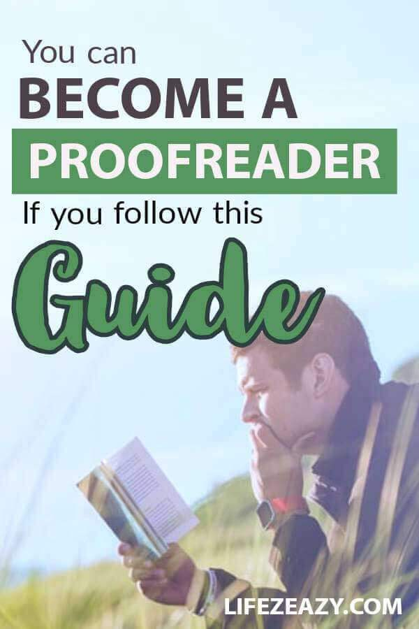 Become a Freelance Proofreader