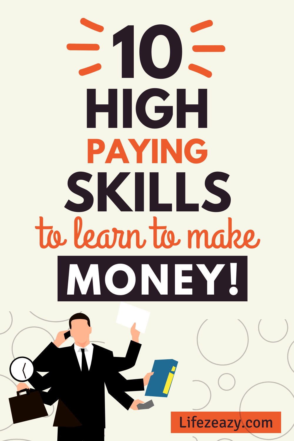Skills to learn to make money