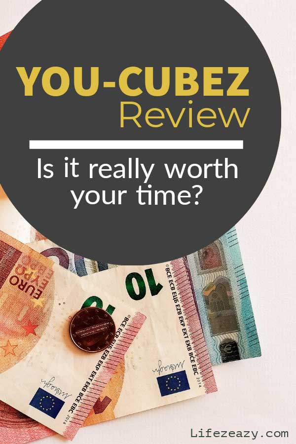 Pinterest Pin for You-Cubez Review