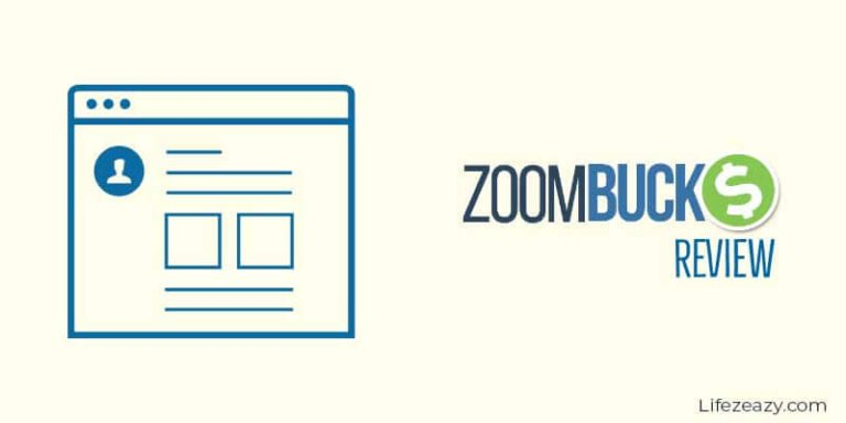 ZoomBucks Review Blog post cover